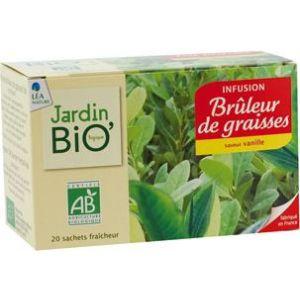 ARDERE GRASIMI BIO, Ceai 20 plicuri x 1.5 g, Jardin Bio