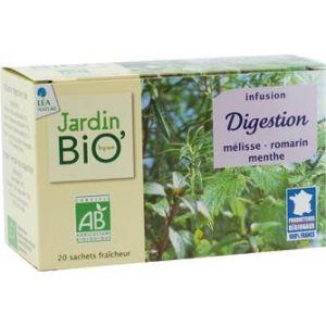 DIGESTIE BIO, Ceai 20 plicuri x 1.5 g, Jardin Bio