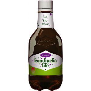 KOMBUCHA LIFE CU GHIMBIR BIO 330 ml