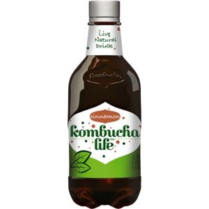 KOMBUCHA LIFE CU SCORTISOARA 500 ml