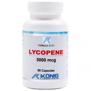 LYCOPENE 5000 mcg, 60 capsule, Konig Laboratorium