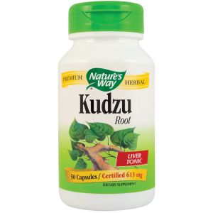 KUDZU ROOT (Pueraria Lobata) 613 mg, 50 capsule, Nature's Way