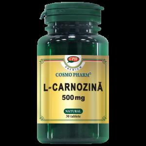 L-CARNOZINA 500 mg, 30 tablete, Cosmo Pharm