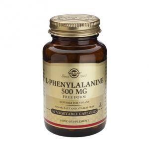 L-PHENYLALANINE 500 mg 50 capsule, Solgar