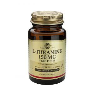 L-THEANINE150 mg, 30 capsule, Solgar