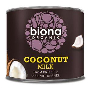 LAPTE DE COCOS BIO, 200 ml, Biona
