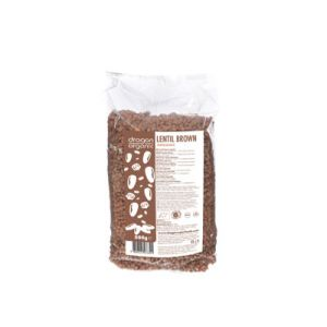 LINTE MARO BIO, 500 g, Dragon Superfoods