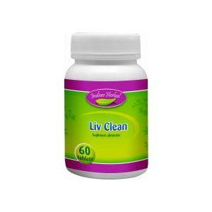 LIV CLEAN 60/120 tablete, Indian Herbal