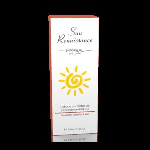 LOTIUNE PENTRU FATA SI CORP SPF 40, 100 ml, Sun Renaissance