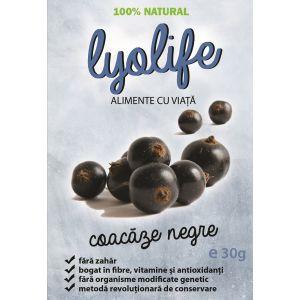 COACAZE NEGRE LIOFILIZATE 30 g, Lyolife