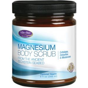 MAGNESIUM BODY SCRUB 266 ml, Life-flo