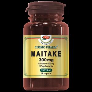 MAITAKE 300 mg, 60 capsule, Cosmo Pharm