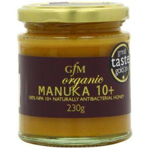 MIERE DE MANUKA 10+ RAW BIO 230 g, Gfm