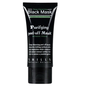 MASCA NEAGRA PURIFICATOARE ANTI-ACNEE - PEEL OF BLACK MASK, 50/150 ml, Shills