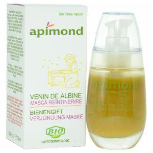 MASCĂ REÎNTINERIRE CU VENIN DE ALBINE PURIFICAT BIO 50 ml, Apimond