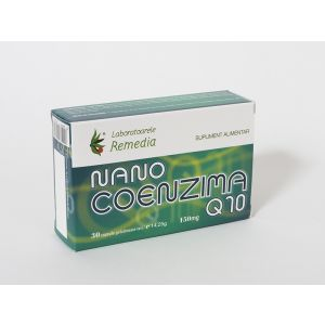 COENZIMA Q10 NANO 150 mg, Laboratorele Remedia