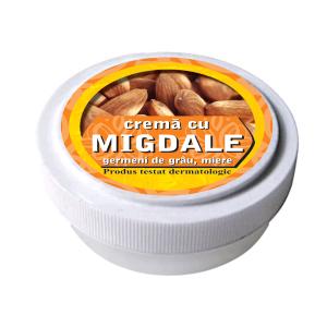 UNGUENT-CREMA CU ULEI DE MIGDALE 15 g, Manicos