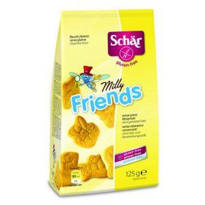 BISCUITI PENTRU COPII FARA GLUTEN - MILLY FRIENDS 125 g, Dr. Schar