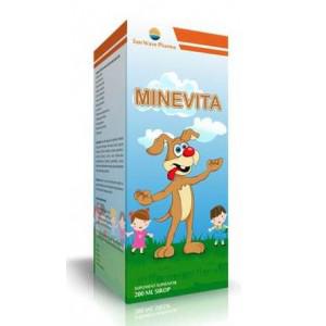 MINEVITA SIROP 200 ml, Sun Wave Pharma