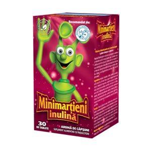 MINIMARTIENI INULINA, 30 tablete, Walmark