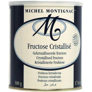 FRUCTOZA CRISTALIZATA 500 g, Montignac