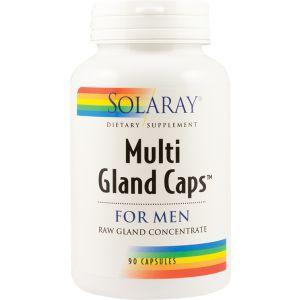 MULTI GLAND CAPS FOR MEN 90 capsule, Solaray