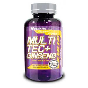 MULTITEC + GINSENG 60 capsule, Nutrytec Platinum Pro