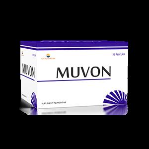 MUVON 30 plicuri, Sun Wave Pharma