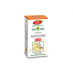 ANTISTRES N140, 60 capsule a 390 mg, Fares