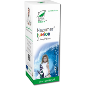 NAZOMER JUNIOR 30/50 ml,  Laboratoarele Medica