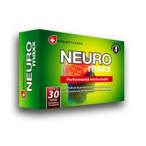 NEURO MAX, 30 capsule, Sprint Pharma