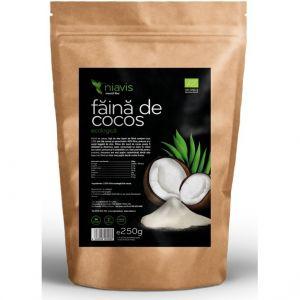 FAINA DE COCOS ORGANICA/BIO, 250 g, Niavis