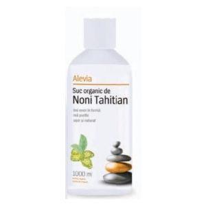 NONI TAHITIAN - SUC ORGANIC, 1 L, Alevia