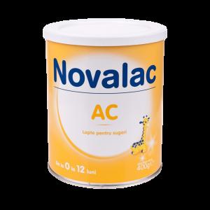 NOVALAC AC (0-12 luni) 250/400 g, Sun Wave Pharma