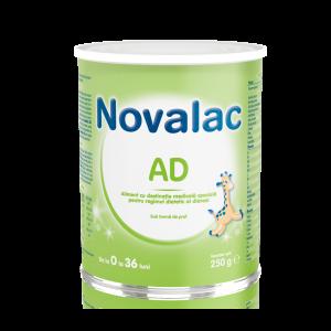 NOVALAC AD (0-36 luni) 250 g, Sun Wave Pharma