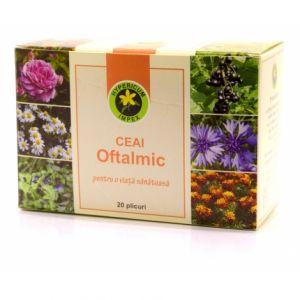 OFTLAMIC, Ceai 20 plicuri, Hypericum Impex