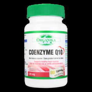 COENZIMA Q10, 120 mg, 60 capsule, Organika