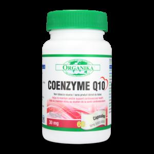 COENZIMA Q10, 30 mg, 60 capsule, Organika