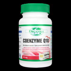 COENZIMA Q10, 60 mg, 120 capsule, Organika