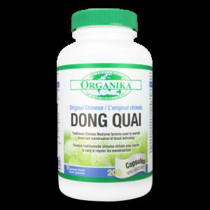 DONG QUAI (Angelica Sinensis) 200 capsule, Organika