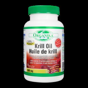 KRILL OIL 500 mg, 90 capsule, Organika