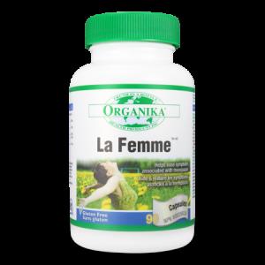 LA FEMME 90 capsule, Organika
