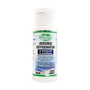 OXIGENATOR AEROBIC LICHID (Oxigen activ stabilizat) 60 ml, Organika