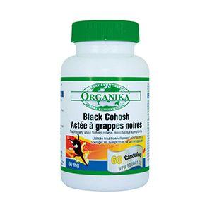BLACK COHOSH 60 mg, 60 capsule, Organika