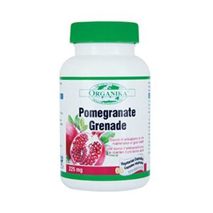 ACID ELAGIC DIN RODIE 225 mg, 60 capsule, Organika