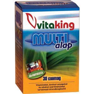 PACHET CU DOZE ZILNICE DE BAZA, 30 portii, Vitaking