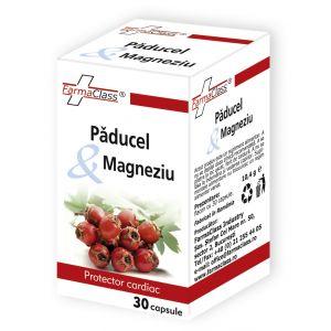 PADUCEL & MAGNEZIU, 30 capsule, FarmaClass