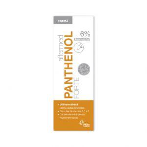 PANTHENOL FORTE 6% CREMA 30 g, Omega Pharma