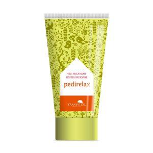 GEL RELAXANT PENTRU PICIOARE - PEDIRELAX 150 ml, Transvital Cosmetics