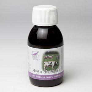 PHYTO DIGEST 8 VET 100 ml, Laboratoarele Medica